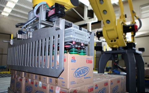 Palletizing systems image.